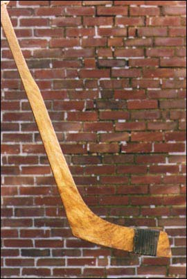 Nova Scotia Goal Stick 1907