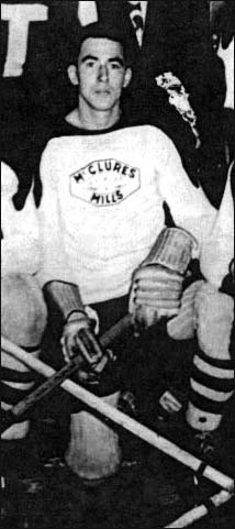 Raymond Cope 1950s McClure Mills Team