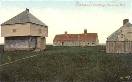 Fort Edward - 1920