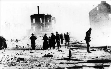 Great Windsor Fire - 1897