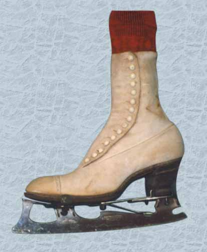"Starr ""Acme Club"" Skates"