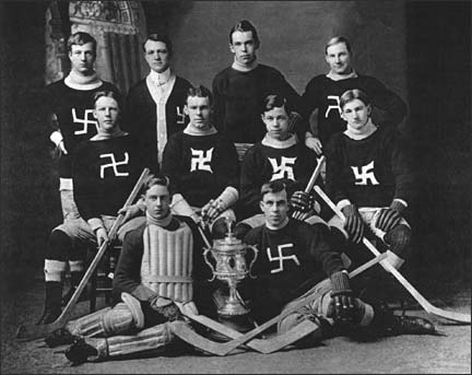 Windsor Swastikas Dark Outfits 1912