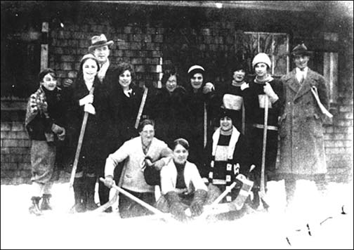 Windsor Women's Team 1926